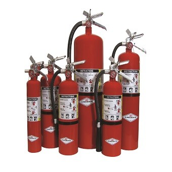 Dry Chemical Extinguishers